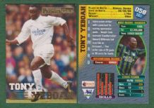 Leeds United Tony Yeboah 058
